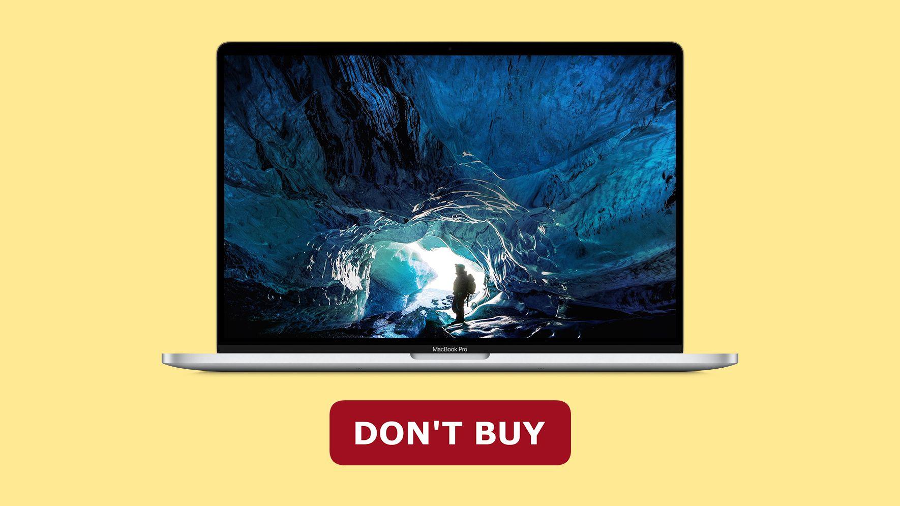 Buyer's Guide: Don't Buy a MacBook Pro Now - MacRumors