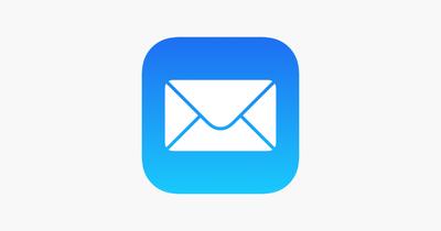 mail ios app icon