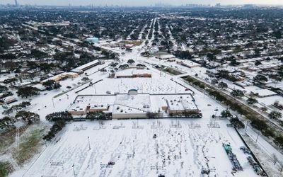 houston texas february 2021