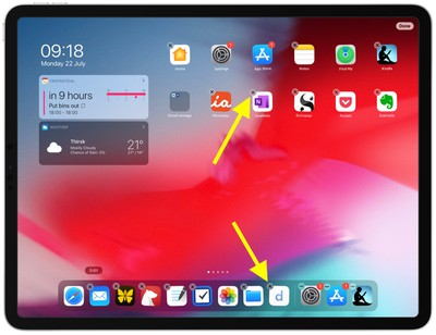 how to delete apps in ios 13 1