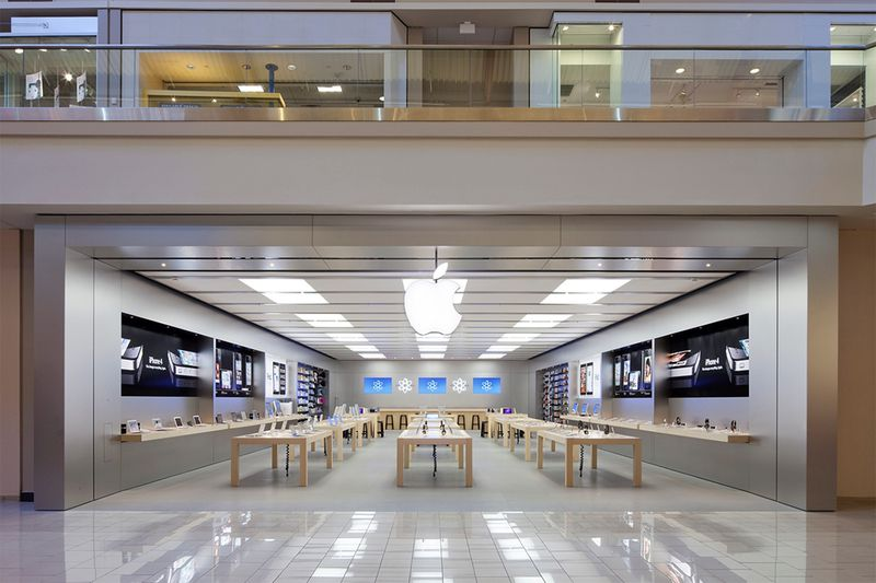 Apple Will Begin to Reopen U.S. Stores in Four States