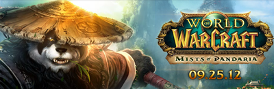 Blizzard Entertainment World of Warcraft Mists of Pandaria 1