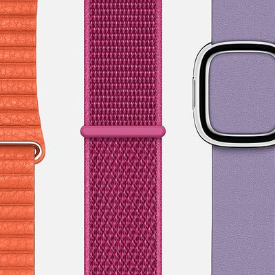 apple watch bands summer 2019