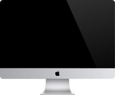 iMac black