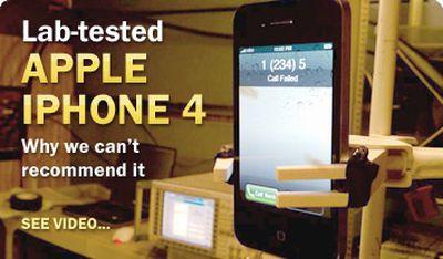 112229 consumer reports iphone 4
