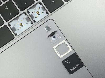 2019 macbook pro keyboard ifixit