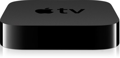124522 apple tv black