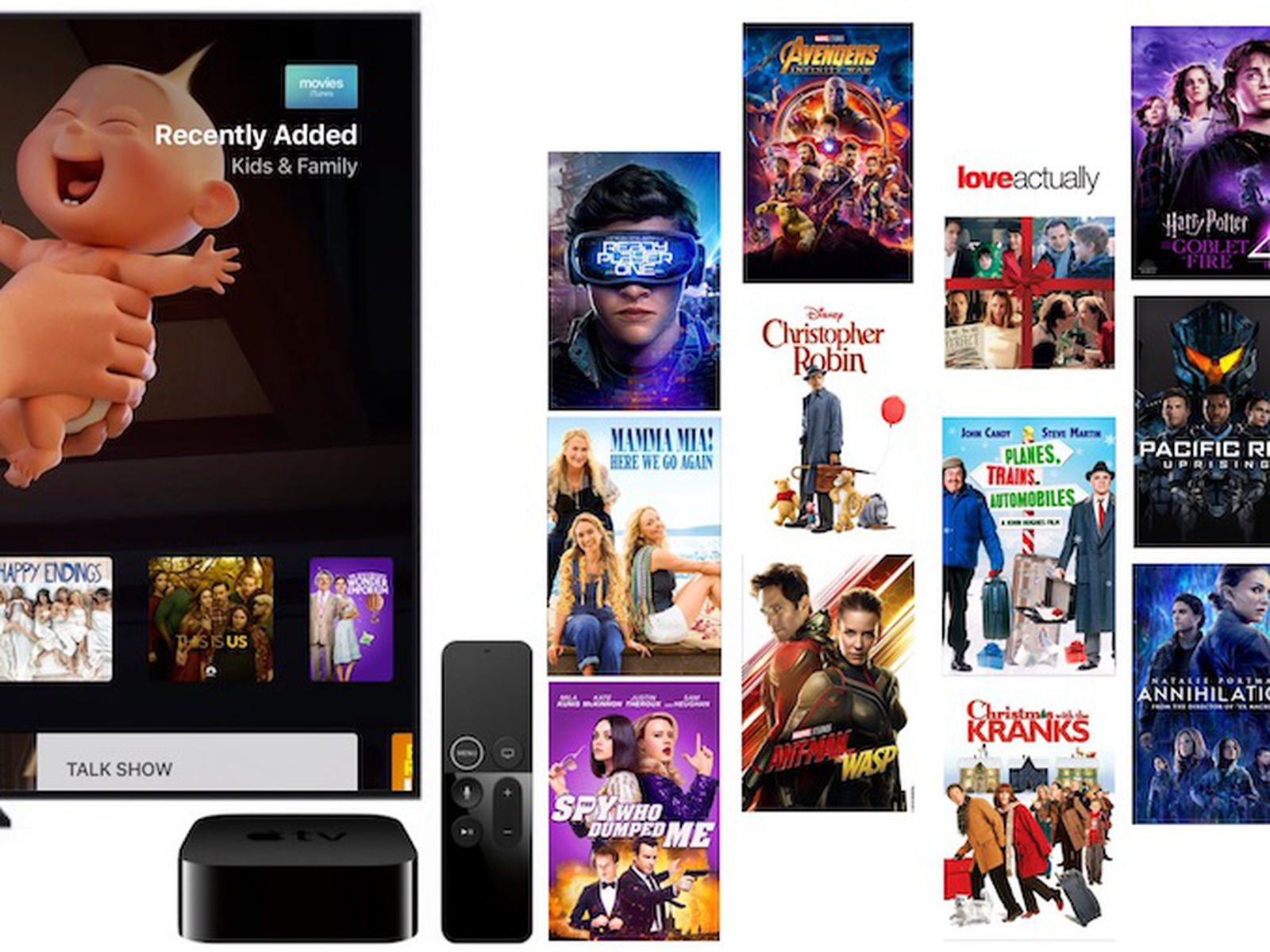 Black Friday 2018 Itunes Discounts Holiday Classics And Over 150 4k Films To Under 10 New Disney Films For 15 Macrumors