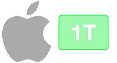 apple logo trillion dollars