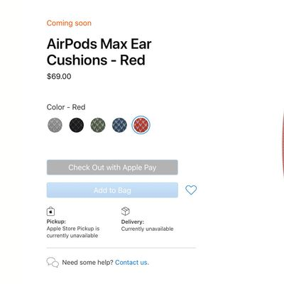 replacement airpods max cushion store