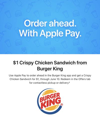 apple pay bk