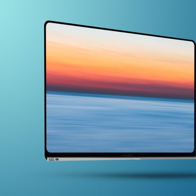 Flat MacBook Air Feature