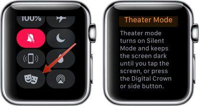 applewatchtheatermode