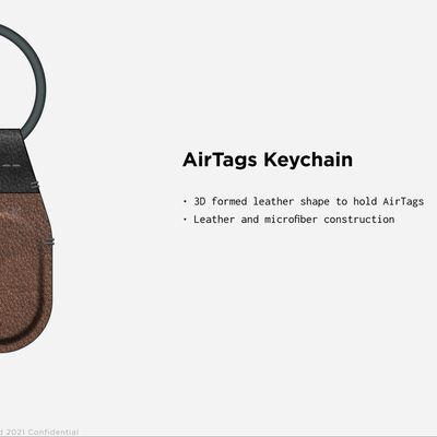 airtags keychain nomad
