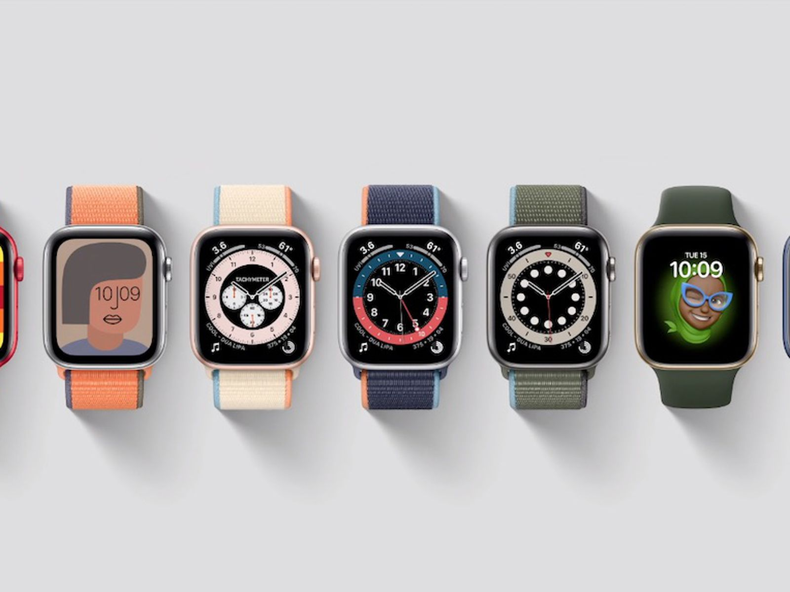 Apple Watch Series 6 - Full smartwatch specifications