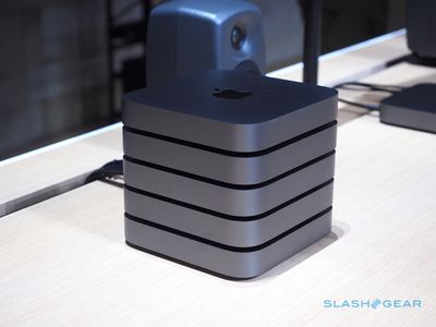 mac mini slashgear