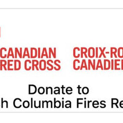 canadian red cross bc fires itunes