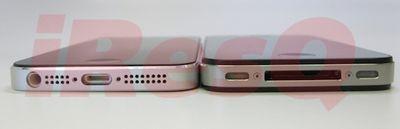 iresq iphone 5 4s bottom comparison