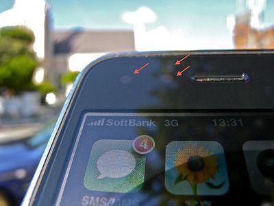 134012 iphone sensors