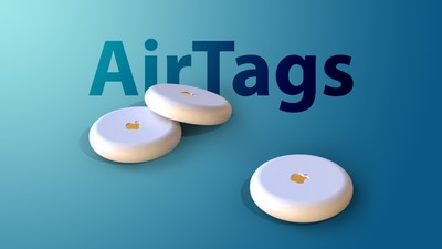 AirTags Title Feature