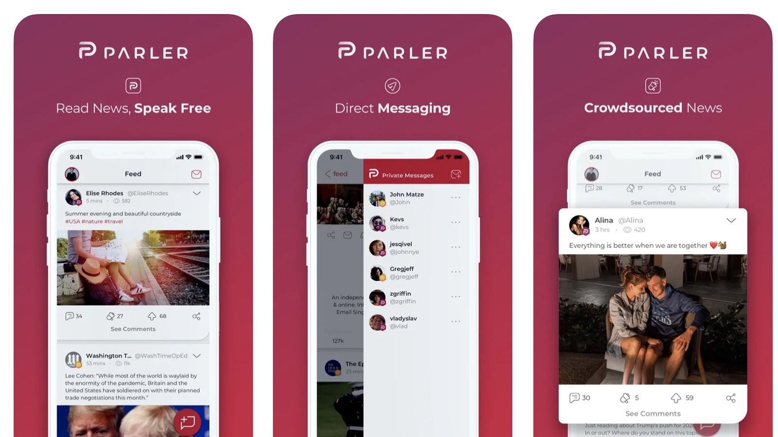 Apple Removes Parler From App Store Due to 'Inadequate' Measures to Address  Dangerous Content - MacRumors