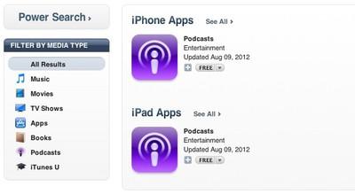 podcasts itunes glitch 1
