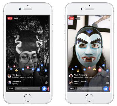 facebook halloween 2017 2