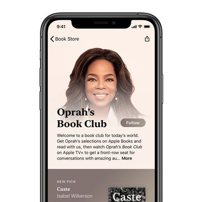apple oprah caste