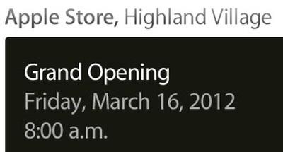 highland village store 8am open