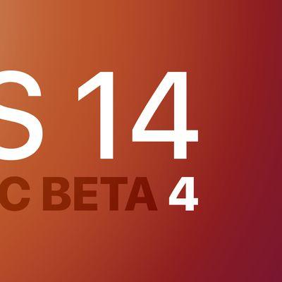 iOS 14 Public Beta 4 Feature