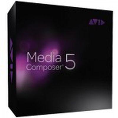 avid media composer 5 box
