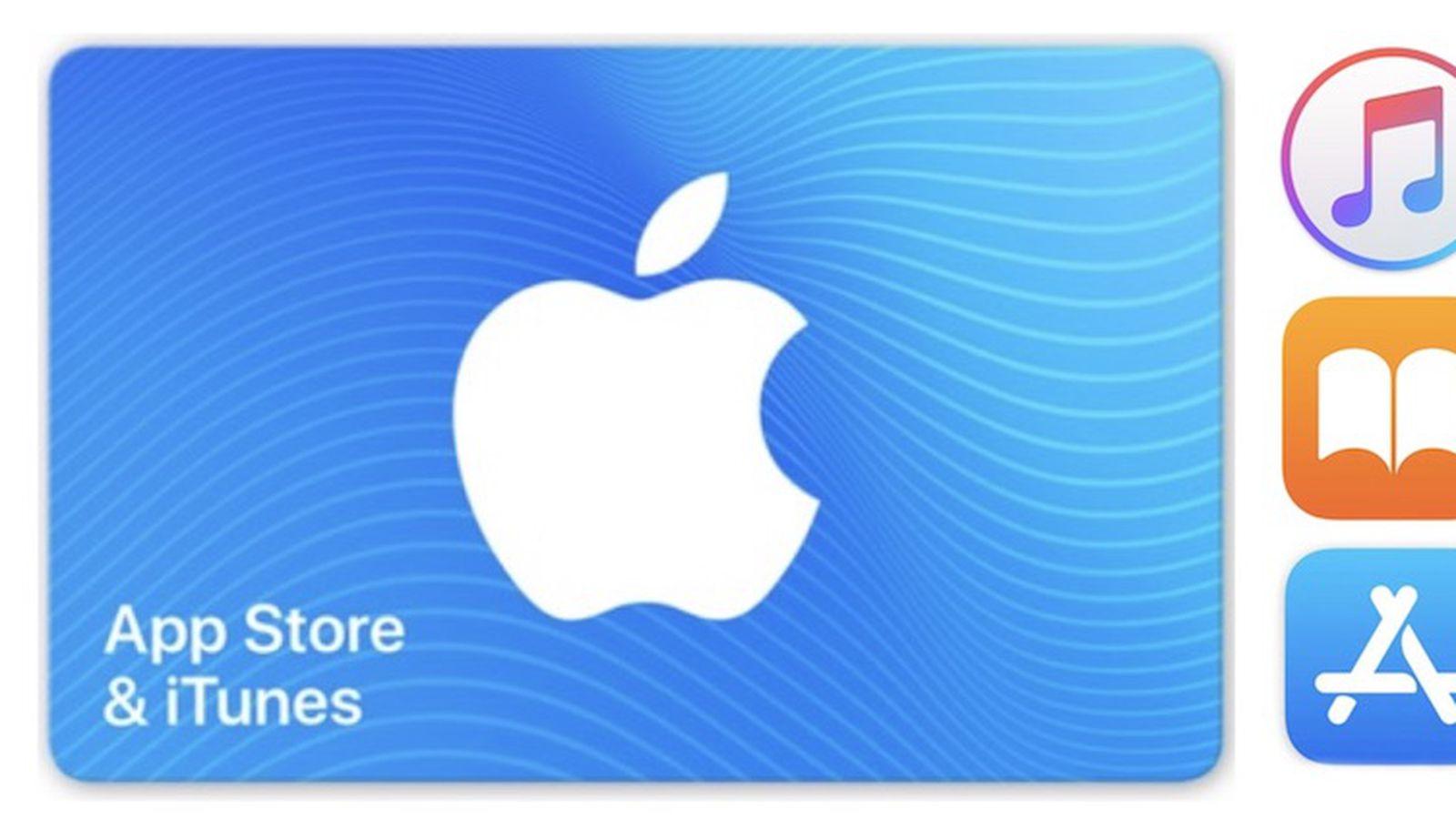 App store card