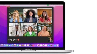 macbook pro facetime camera 2