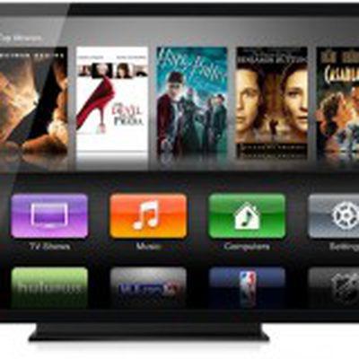 apple tv interface 2012