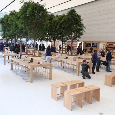 apple store belgium