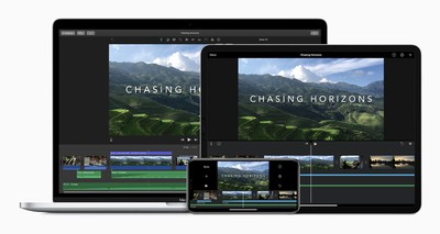 imovie mac ipad iphone