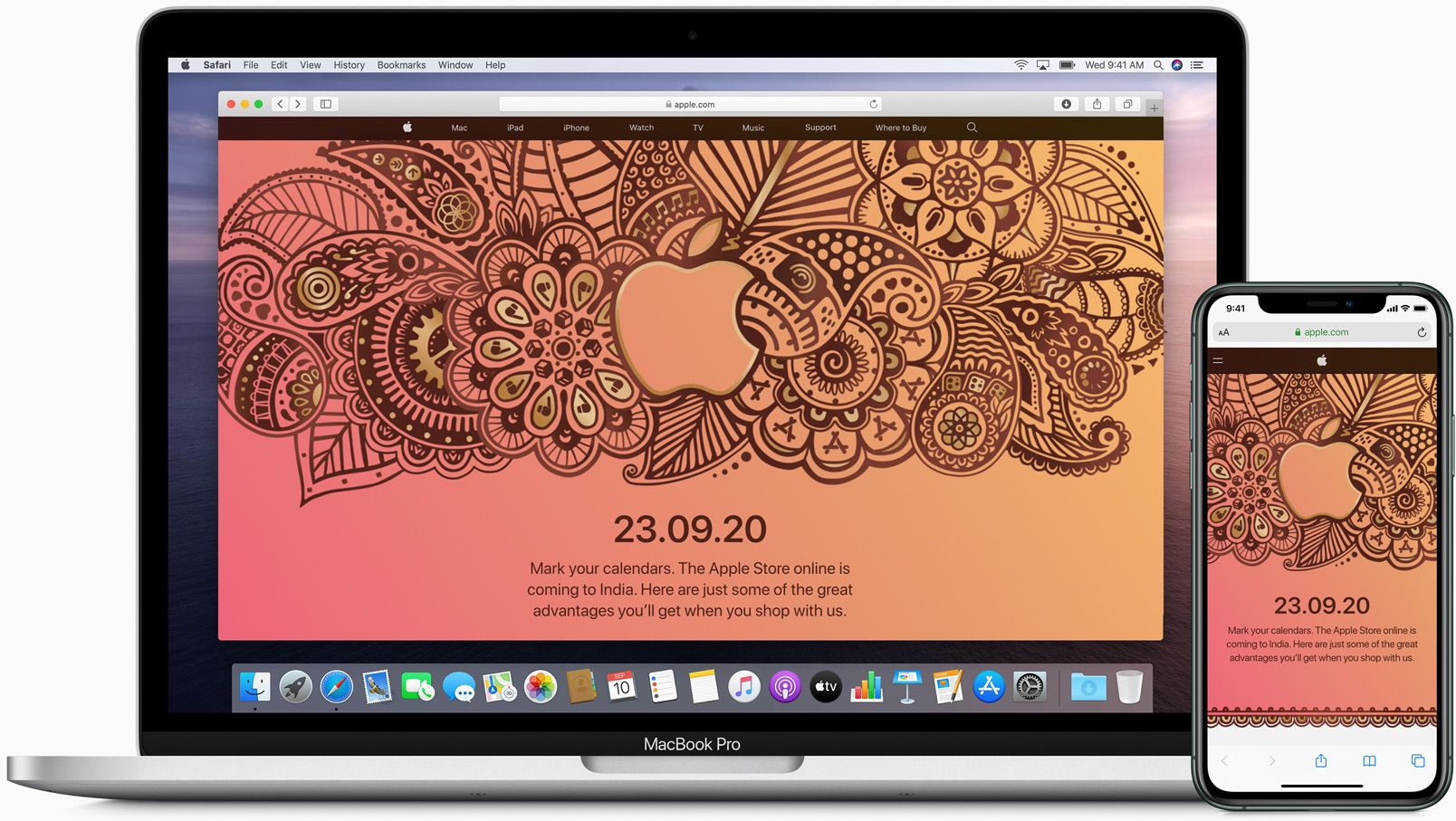 photo of Apple Bringing Online Store to India on September 23 image
