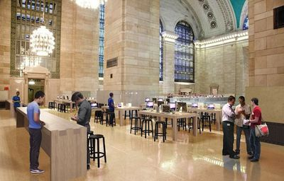 grand central terminal store rendering