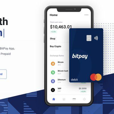 bitpay card apple pay