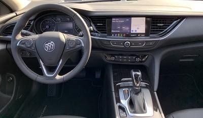 buick regal cockpit