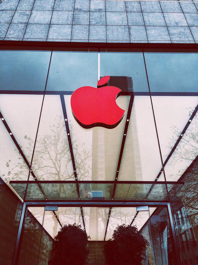 Apple AIDS Decoration