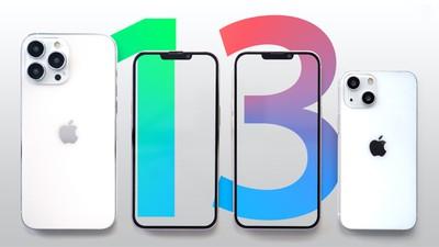 iPhone 13 Dummy Thumbnail 2