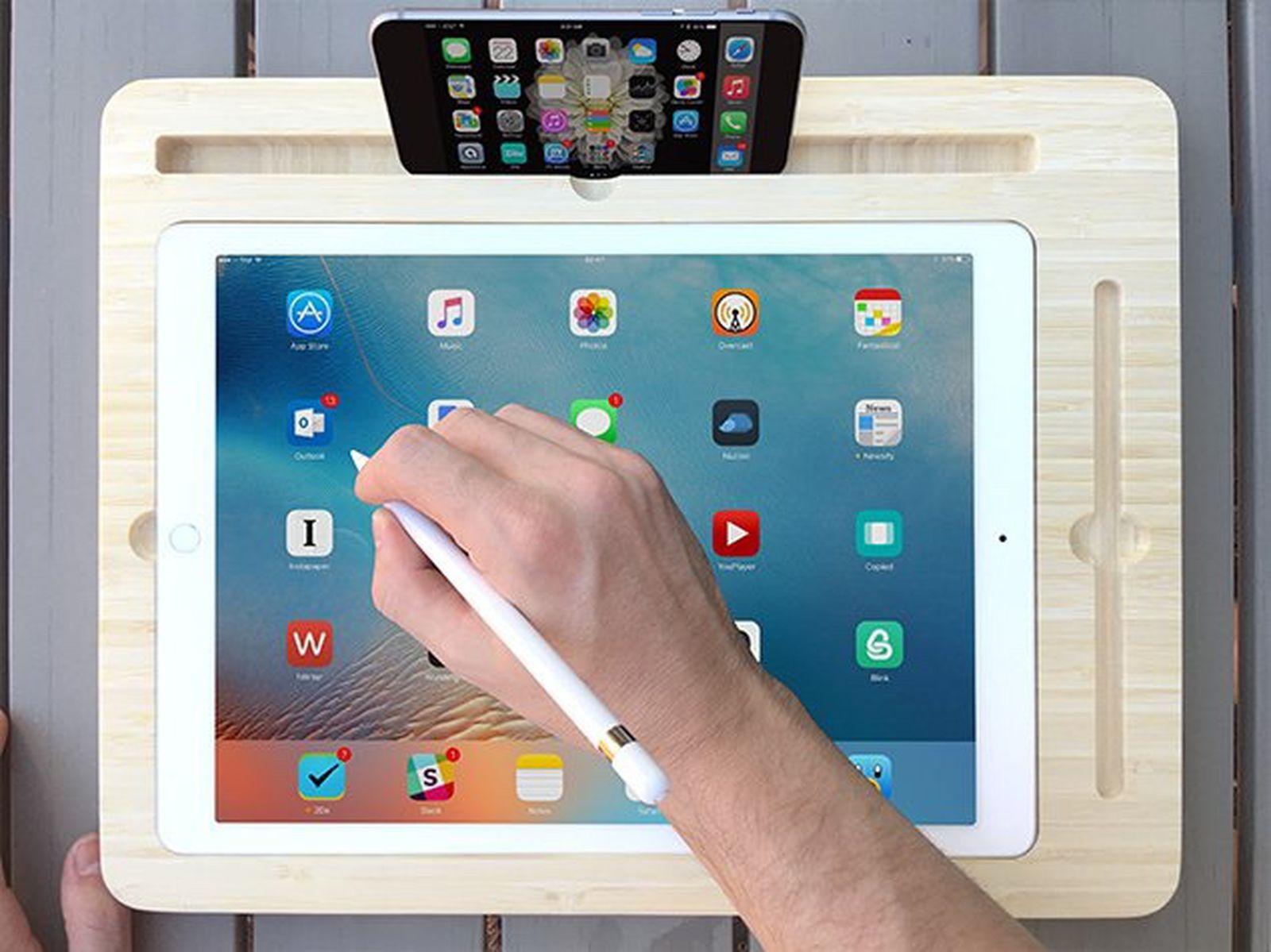 MacRumors Giveaway: Win a Canvas Smart Desk for iPad Pro ...