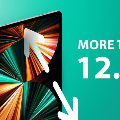 iPad More Than 12