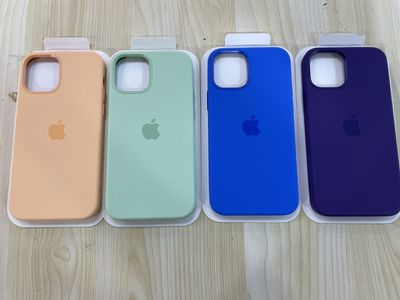 iphone 12 cases spring colors leak