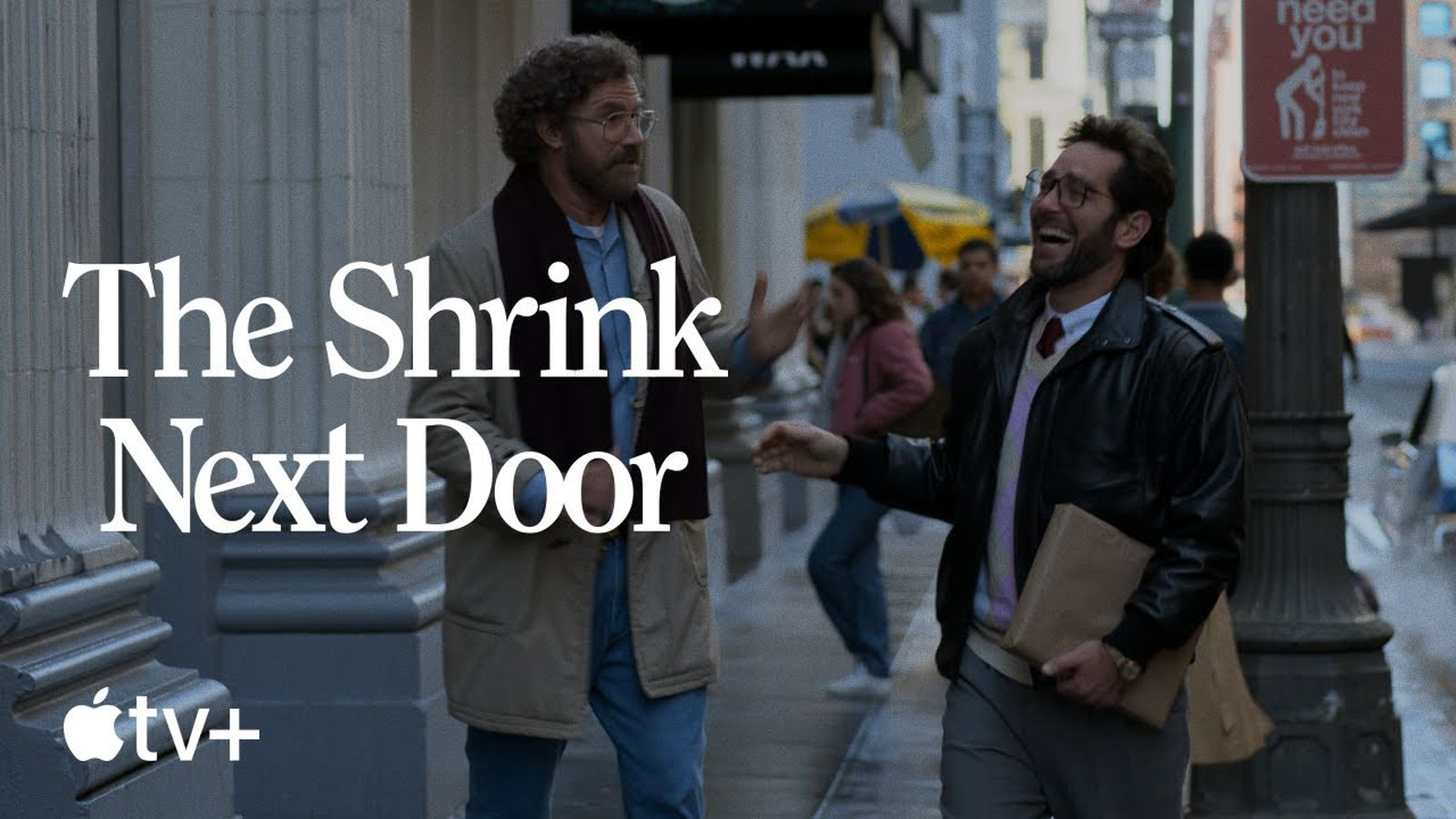 Apple TV+ Shares Trailer for 'The Shrink Next Door' Comedy Series Starring Will Ferrell and Paul Rudd
