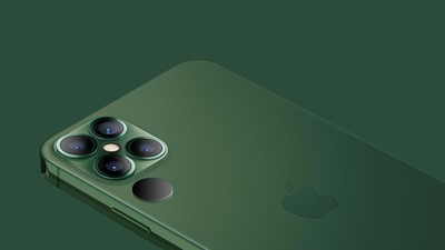 iphone 13 five lens mockup