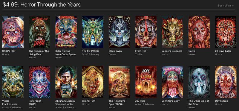 Best iTunes movie deals of the week: $10 4K sale, $1