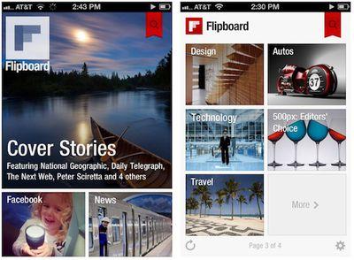 flipboard iphone