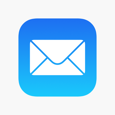 mail ios app icon